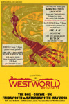 Flyer thumbnail for Westworld Weekend -XI