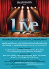 Flyer thumbnail for Variety Live