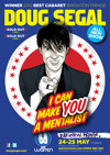 Flyer thumbnail for Brighton Fringe: I Can Make You A Mentalist: Doug Segal