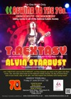Flyer thumbnail for Charity Fundraiser: T.Rextasy + Alvin Stardust