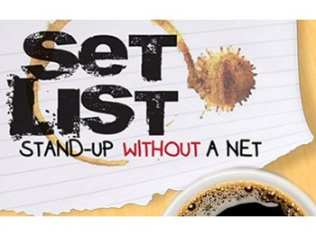 Set List: Stand-Up Comedy Without A Net: Tony Law, Andrew Maxwell, Henning Wehn, Paul Foot, Mitch Benn picture