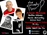 Flyer thumbnail for The Comedy Floor: Adam Bloom, Kevin McCarthy