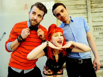 Rock n Roll Damnation: Paramore + Pure Love picture