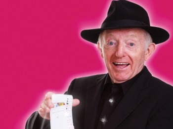 Back Despite Popular Demand: Paul Daniels, Debbie McGee picture