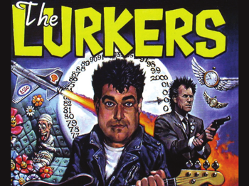 Punktoberfest 3: The Lurkers + Loaded 44 + The Negatives + Overspill + The Eddies + Distorted Truth + The Jack Hammers + 13 Tombs + Spat + Subvision + Garden Gang + Jim Threat and the Vultures + Fake + Rotten Apples + Salemstreet + The Tolerated + The Vacants picture