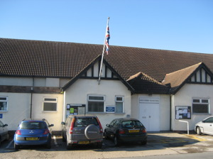 North Ferriby Village Hall artist photo