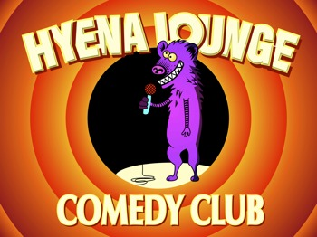 Hyena Comedy Club: Keith Farnan, Alex Boardman, Chris Stokes, Andre Vincent picture