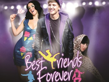 Best Friends Forever - The Ultimate Kidz Pop Party picture