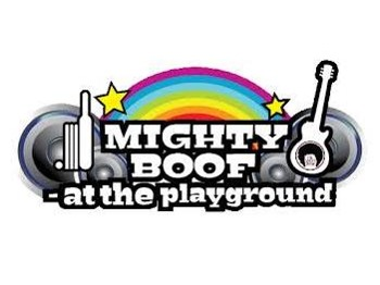 Mighty Boof At The Playground 2013 picture