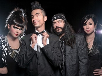 Mindless Self Indulgence + The Dead Betas picture