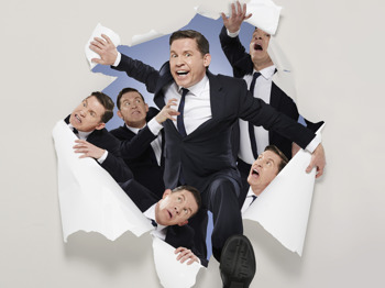 Monsters 2014 Tour: Lee Evans picture
