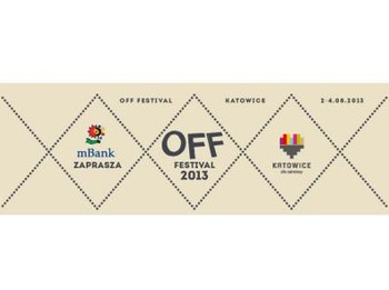 Off Festival Katowice 2013 picture