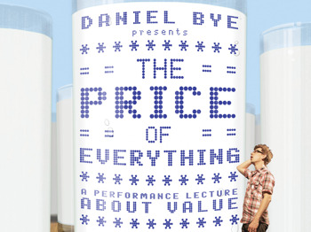 The Price Of Everything: Daniel Bye picture
