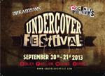 Flyer thumbnail for The Undercover Festival