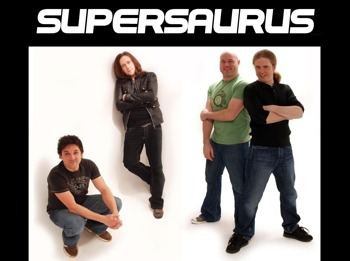 Pop Rock Cover Band: Supersaurus picture