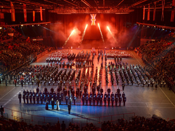 The 2013 Birmingham International Tattoo  picture