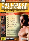 Flyer thumbnail for The Last Night Of McGuiness: Nigel McGuinness
