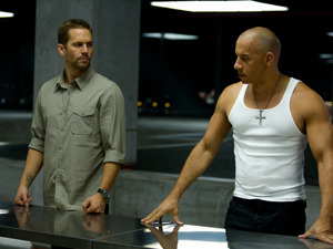 Film promo picture: Fast & Furious 6