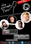 Flyer thumbnail for Comedy Floor: Rob Beckett, Nik Coppin, Jonathan Elston, Wouter Meijs