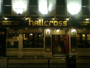 The Hallcross artist photo