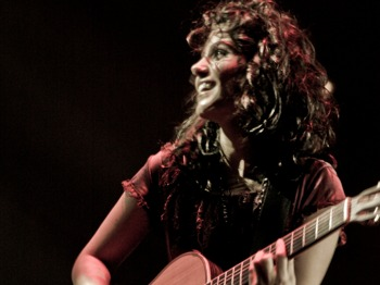 Katie Melua artist photo
