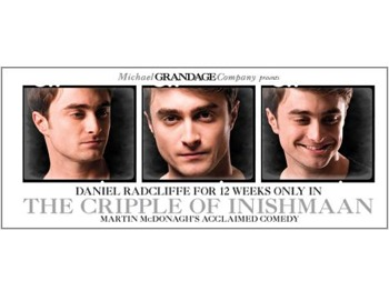 The Cripple Of Inishmaan: Michael Grandage Company, Daniel Radcliffe picture
