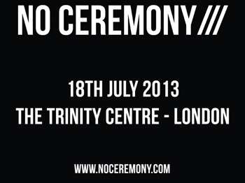 NO CEREMONY/// picture