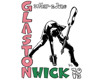 Glastonwick 2013: Thee Faction + Rebel Control + Merry Hell + Laura Taylor + David Rovics + Peter And The Test Tube Babies + Louise Distras + Rough Chowder + Grace Petrie + Gob Dylan + Wayne Lostsoul + Attila The Stockbroker picture