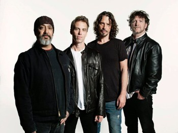 Soundgarden artist photo