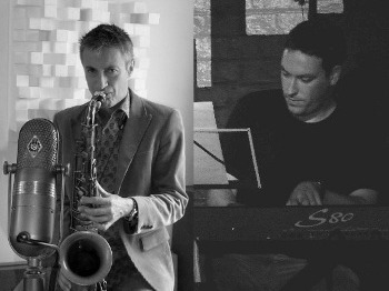 Stratford Jazz Presents: Dave O'Higgins + Kieron Garrett picture