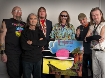 Warrior On The Edge Of Time Tour: Hawkwind + Bad Touch picture