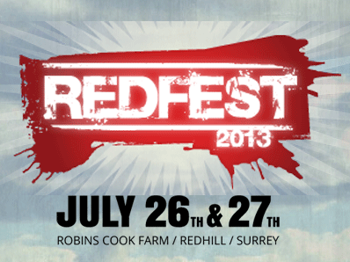 Redfest 2013 picture