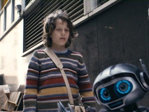 Film promo picture: Cody The Robosapien
