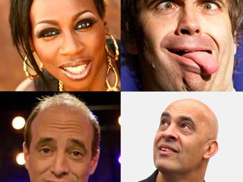 The Comedy Shuffle: Gina Yashere, Phil Nichol, Sean Meo, Mike Gunn picture