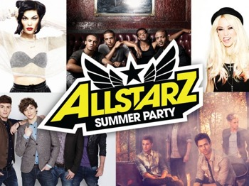 Allstarz Summer Party 2013: Jessie J + JLS + Lawson + Amelia Lily + Union J + Wiley + Charlie Brown + The Vamps + Steve Appleton picture
