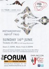 Flyer thumbnail for Darlington Jazz Club: Royst Trio + Metamorphic