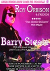 Flyer thumbnail for Roy Orbison & Friends 55 Special: Barry Steele + Marc Robinson + Boogie Williams as Jerry Lee Lewis + Paul Molloy as GI Elvis