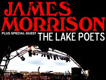 Mouth Of The Tyne Festival: James Morrison + The Lake Poets picture