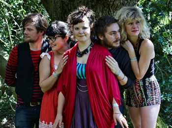 The Moulettes + Kate Young picture
