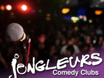 Bristol Jongleurs: Joe Rowntree, Wayne Deakin, Rogue 5, Sally-Anne Hayward picture