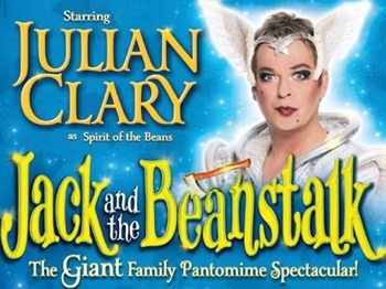 Jack And The Beanstalk: Julian Clary, Mike Doyle picture