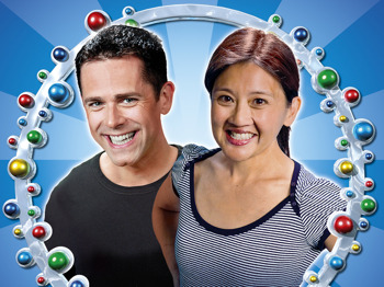 Chris And Pui Roadshow: Pui Fan Lee, Chris Jarvis picture
