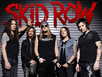 Skid Row + Ugly Kid Joe picture