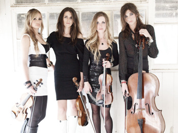 The Raven String Quartet artist photo