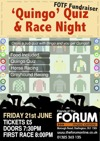 Flyer thumbnail for Quingo Race Night