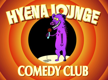 Hyena Lounge Comedy Club - Saturday Night Lounge: Paul Tonkinson, Ian Boldsworth as Ray Peacock, Ben Schofield, Sully O'Sullivan picture
