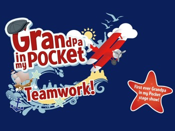Teamwork! : Grandpa In My Pocket picture