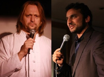 Mostly Comedy: Ian D Montfort, Nishant Kumar, Doggett & Ephgrave picture