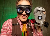 Edinburgh Festival Fringe - Tink Tank: Bunk Puppets artist photo