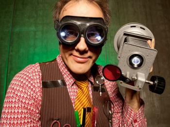 Slapdash Galaxy: Bunk Puppets, Scamp Theatre Company picture